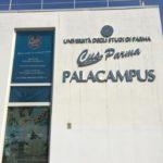 foto della facciata del Palacampus