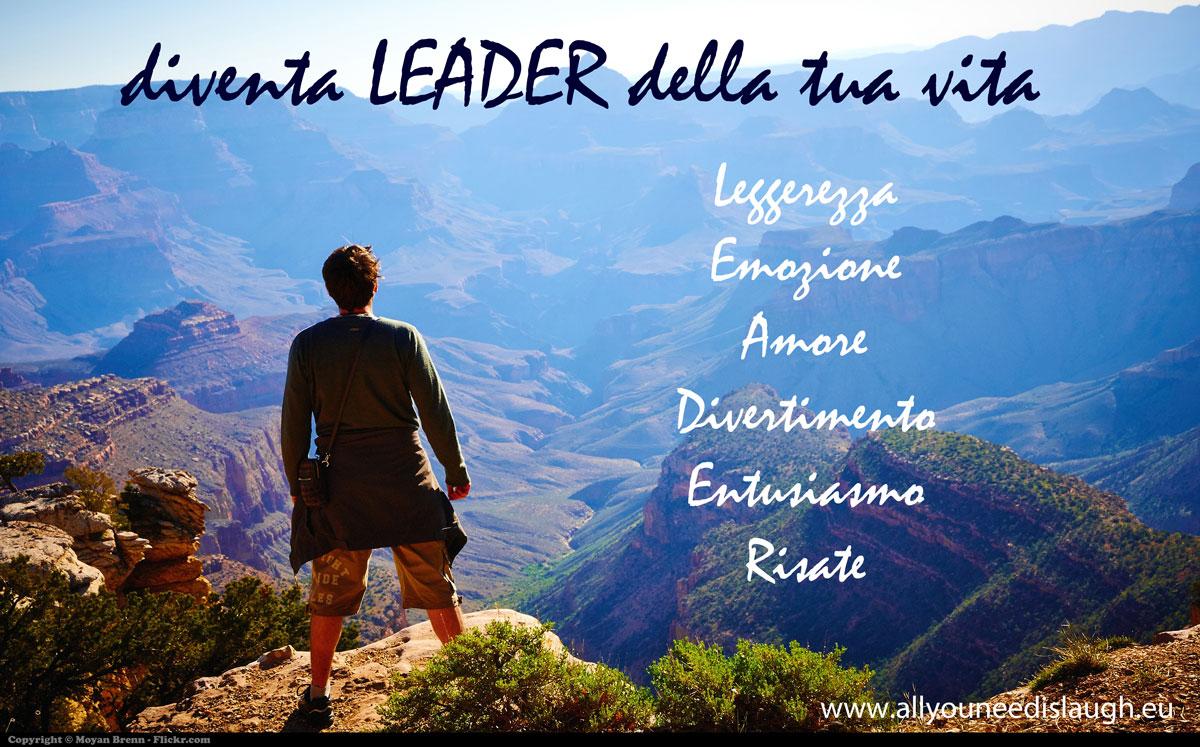 diventa LEADER della tua vita